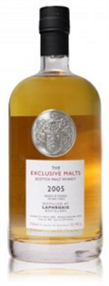 Laphroaig Scotch Single Malt 2005 10 Year The Exclusive...